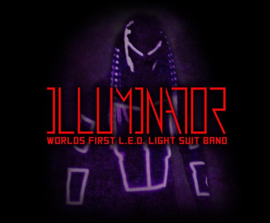 Illuminator - Worlds First LED Light Suit Band